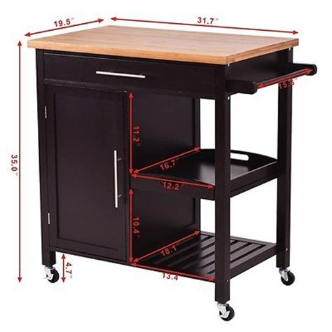 182 00 extra large kitchen island cart with wood top with kitchen portable wooden bamboo kitchen island trolley cart