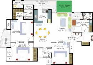 Design A Floor Plan For Free by House Designs And Floor Plans House Floor Plans With