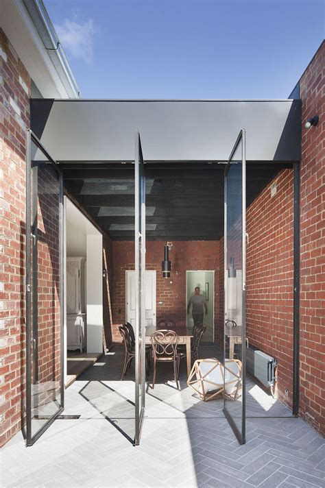 st kilda houses st kilda east house an home is brightened with dining