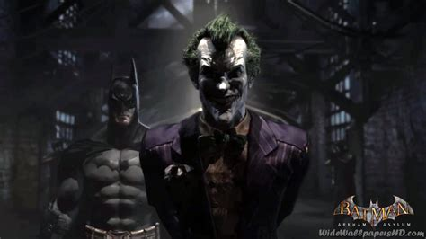 wallpaper batman arkham asylum joker arkham asylum wallpaper wallpapersafari