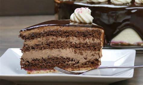 schoko kuchen verzieren schoko sahne torte chefkoch de