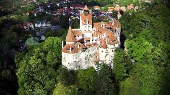 castle bran bran castle youtube