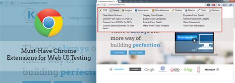 chrome mobile extensions 4 must have chrome extensions for web ui testing kualitatem