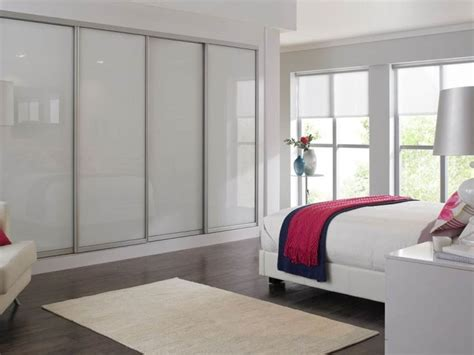 white bedroom wardrobe design idea  ideas