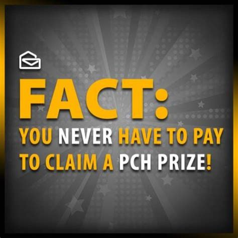 Pch Payment - do you have to pay to claim a pch prize pch blog