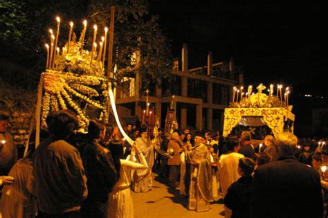 orthodox easter customs an overview of orthodox holy week