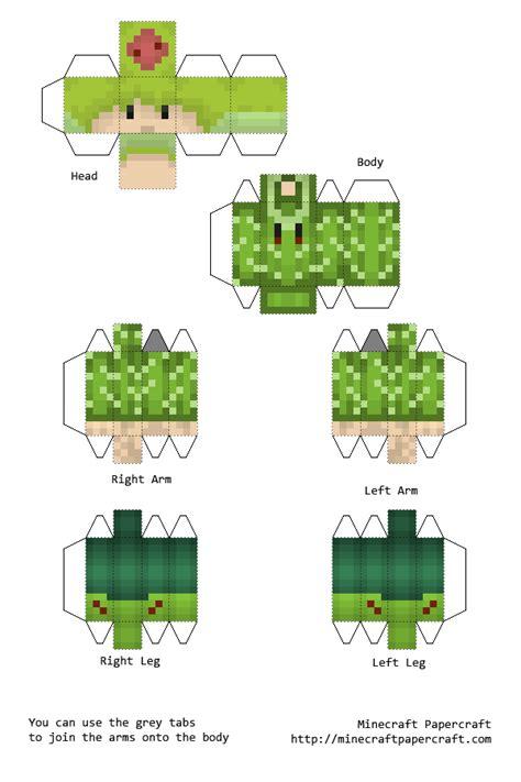 Minecraft Papercraft Boy - minecraft papercraft boy skins www pixshark images