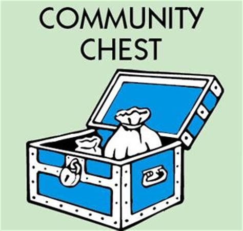 Monopoly Community Chest Cards Template by Today I Dimeforscale