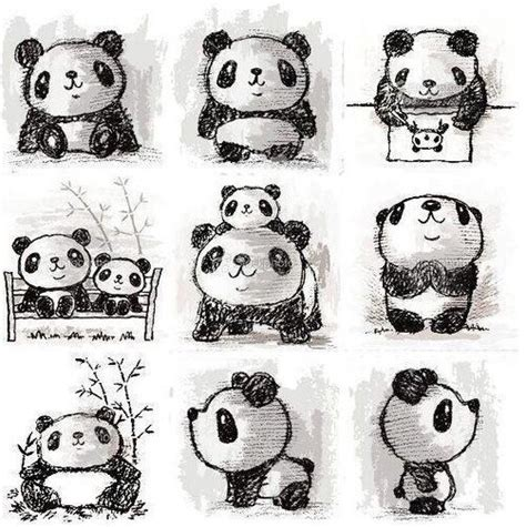 cute panda tattoo designs 32 panda designs