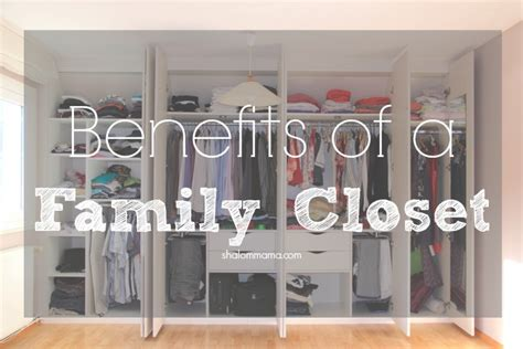 family closet 4 benefits of creating a family closet tiny apothecary