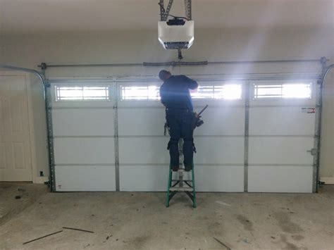 Garage Overhead Door Repair Door Track Garage Door Repair Il
