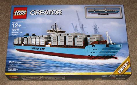 Lego Exclusive Maersk Line E 10241 lego 42056 porsche 911 gt3 rs united kingdom trading company plastic toys toys products