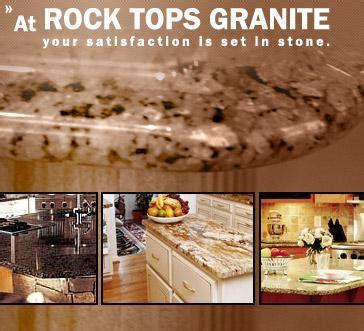 rock tops inc granite and marble countertops macomb