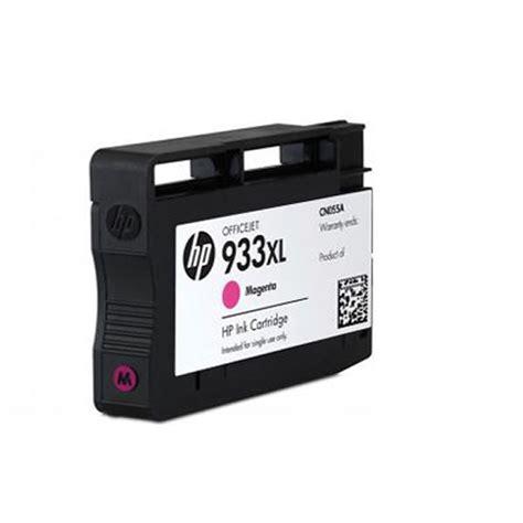 Ori Tinta Hp 933xl High Yield Magenta Ink Cartridge For Hp 7110 7612 hp 933xl high capacity magenta ink cartridge cn055ae