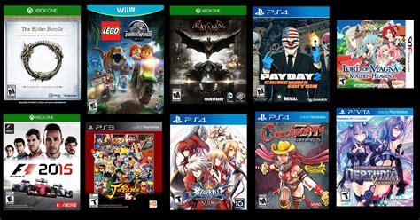 imagenes de videos juegos 2015 estos son los estrenos de juegos en junio 2015 para ps3