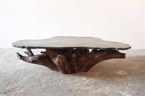 tree root table tree root and coffee table at 1stdibs
