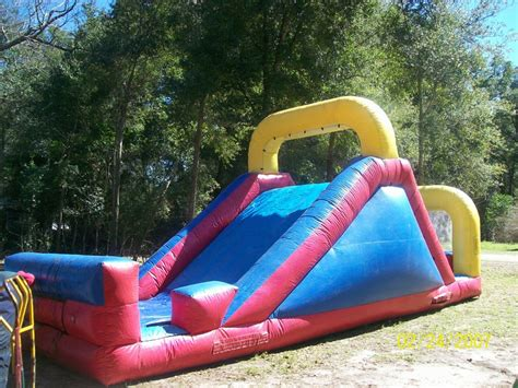 backyard slide hop 4 is now clarks rentals