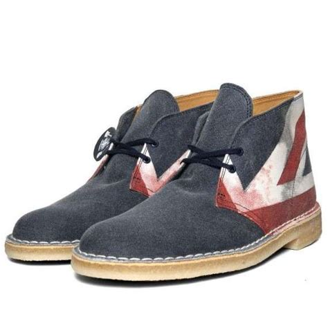 gritty union footwear clarks originals desert boot