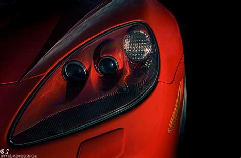 c6 corvette headlights corvette c6 z06 headlight by dejz0r on deviantart