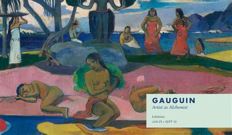 gauguin his life and gauguin artist as alchemist art institute of chicago stylechicago com