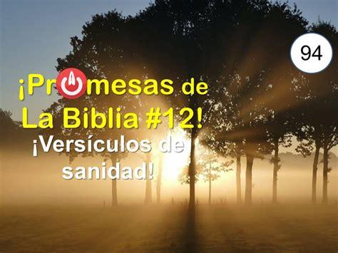 textos biblicos sanidad promesas de la biblia 12 161 vers 237 culos de sanidad