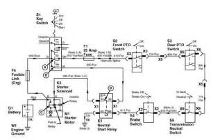 wiring diagram for deere l120 mower tractor parts diagram and wiring diagram