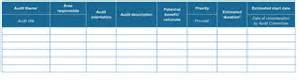 audit work plan template what is audit program definition meaning purpose advantages