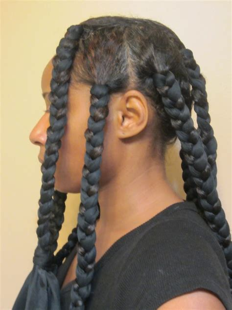are freestyle braids out of style satin scarf braid out hairscapades