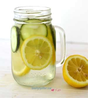 Detox Water Lemon Cucumber Side Effects by 8 Easy Detox Water Recipes To Flush Out Toxins