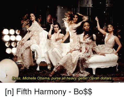 michelle obama purse so heavy boss michelle obama purse all heavy gettin oprah dollars