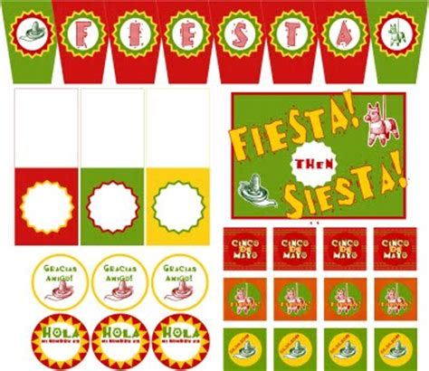 printable mexican banner cinco de mayo party printables cinco de mayo de mayo