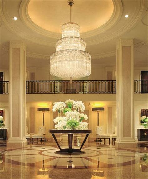 foyer hotel the beverly wilshire the most impressive foyer of any