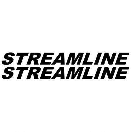 Sticker Schriftzug by Streamline Schriftzug Aufkleber Paar Meinsticker