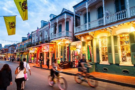 new orleans new orleans a weekday destination
