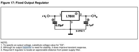 voltage regulator capacitor function voltage regulator how do i decide what capacitor to use in a circuit electrical engineering