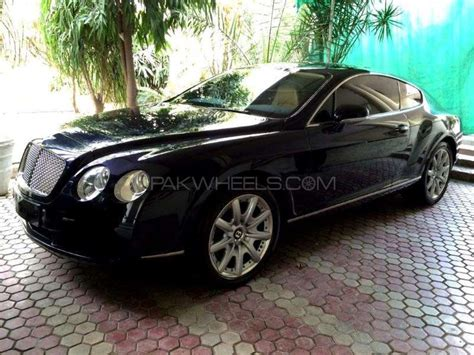 bentley pakistan bentley continental gt 2006 for sale in lahore pakwheels