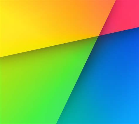 Wallpapers from new Nexus 7 now available for download