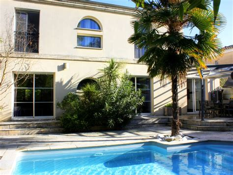 les chambres d bordeaux house 5 bedrooms with heated pool at 15 min from