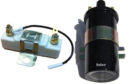 ballast resistor ebay uk ballast resistor ballast ignition coil replacement pack points or powerspark ebay