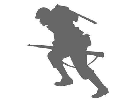 Halloween Kid Decorations - soldier stencil craftcuts com