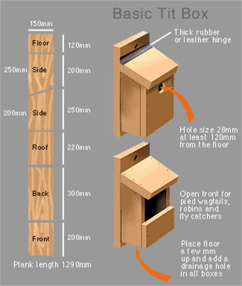 how to make parrot nest box