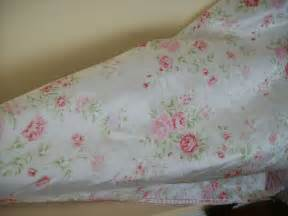 rachel ashwell shabby chic wildflower roses silk dupioni fabric by the yard ebay