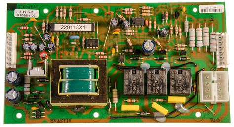 Allstar Garage Door Opener Circuit Board 110930 allstar garage door opener circuit board 110930