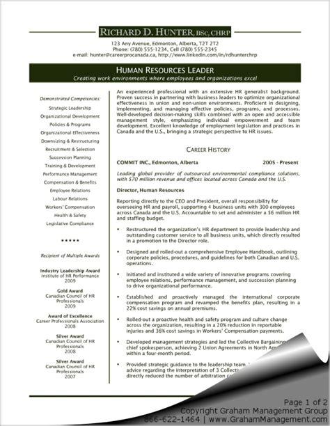 Canadian Resume Format Sample – Resume Format: Resume Templates Quebec
