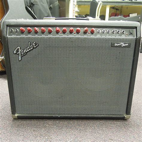 Fender The Knob by Fender Princeton Chorus Guitar Combo With Knobs