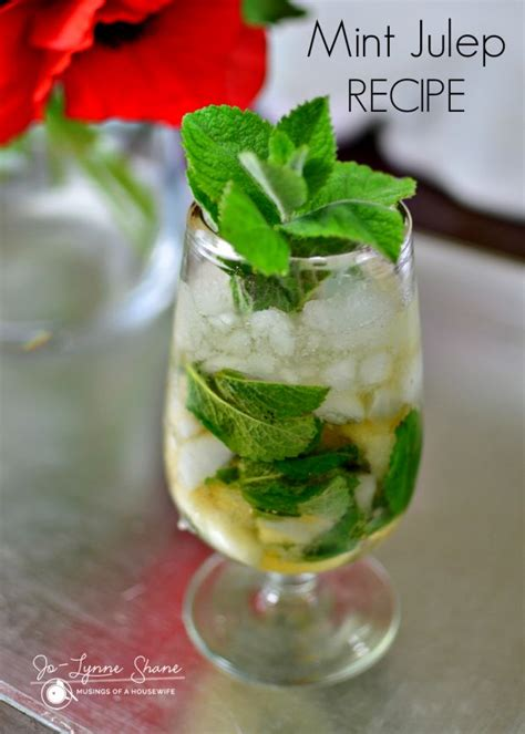 mint julep cocktail classic mint julep recipe recipe cocktails and nom nom