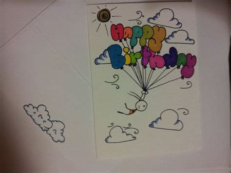card draw birthday card by cutelilstuffs on etsy 2 50