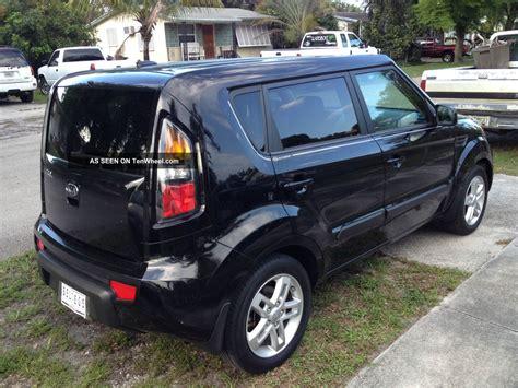 Kia Sport Hatchback 2011 Kia Soul Sport Hatchback 4 Door 2 0l Auto
