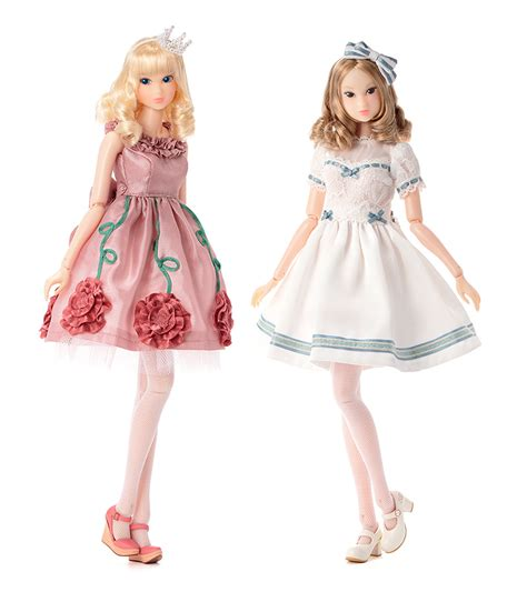 Dress Serly shirley temple x momokodoll pink rosie white dress