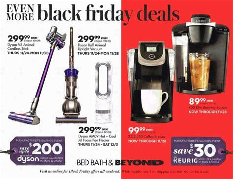 bed bath and beyond ad bed bath and beyond black friday ad 2016 money saving mom 174